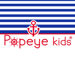 logo de popeye kids