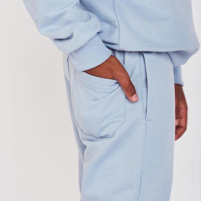 pantalon algodon friza nino jyg kids invierno 2021