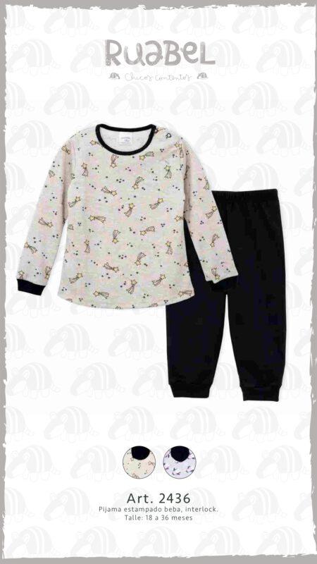 ropa para bebes Ruabel invierno 2021