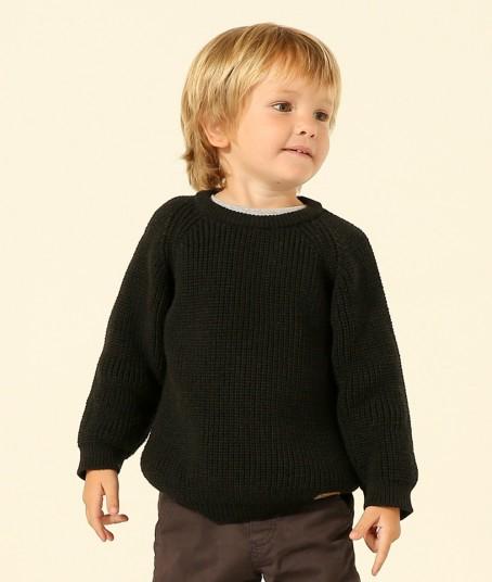 sweater tejido lana nino mimo co invierno 2021