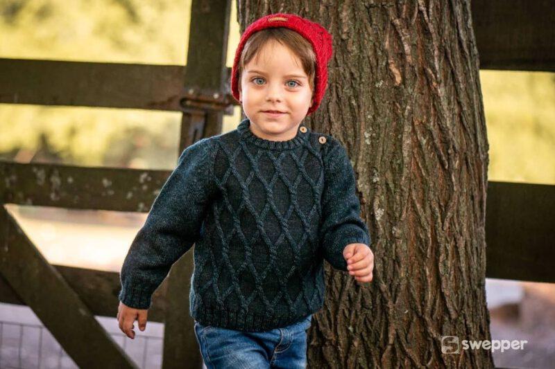 tejidos de lana para ninos swepper invierno 2021