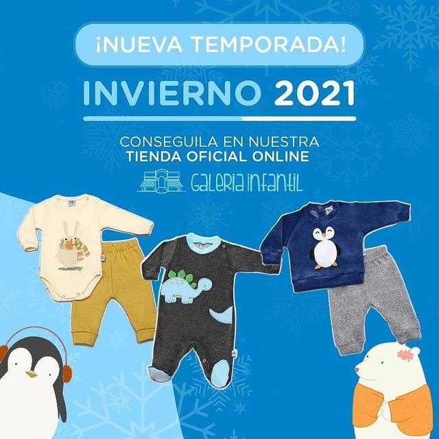yaby bebes invierno 2021
