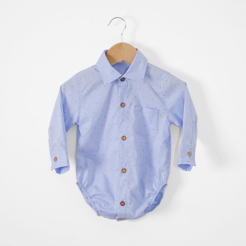 camisas para bebe body MiniPio invierno 2021
