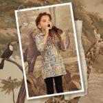 Vestidos mangas largas para niñas invierno 2021- Paula Cahen D Anvers