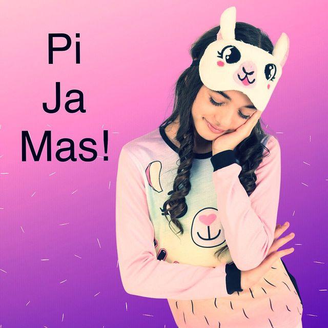 pijama nena llama urbanito invierno 2021