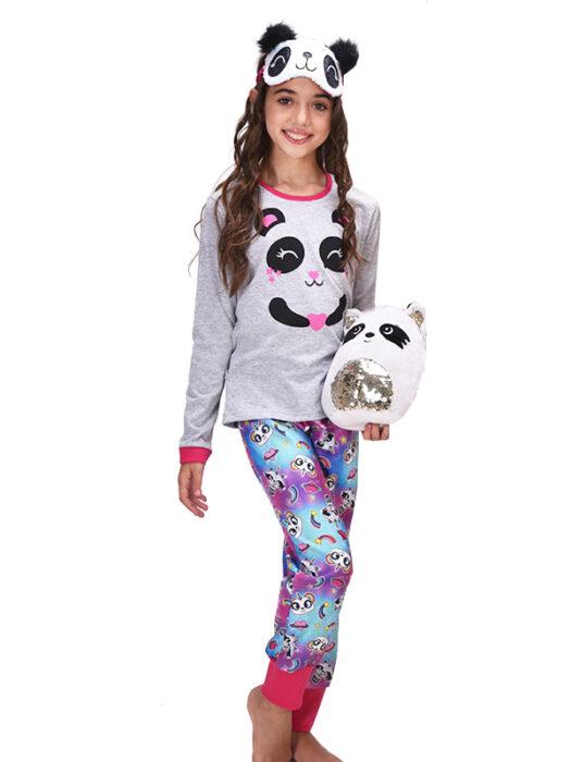 pijama nena urbanito invierno 2021