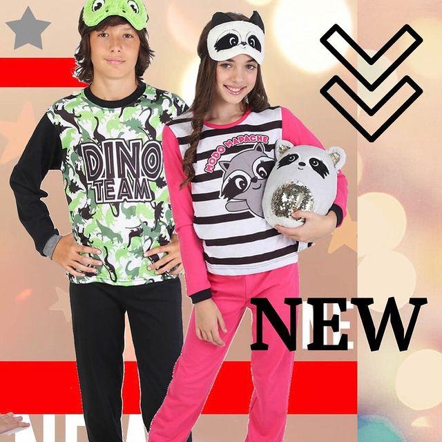 pijama para chicos urbanito invierno 2021
