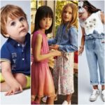 Tendencias de Moda infantil primavera verano 2022