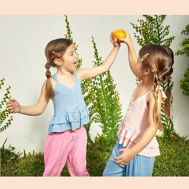 blusa nenas mini Tramps verano 2022