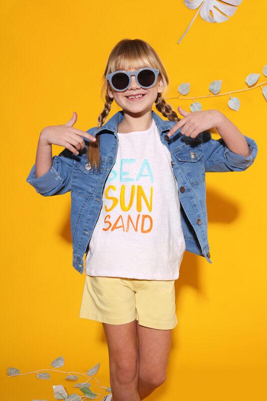 campera jeans nena nucleo kids verano 2022