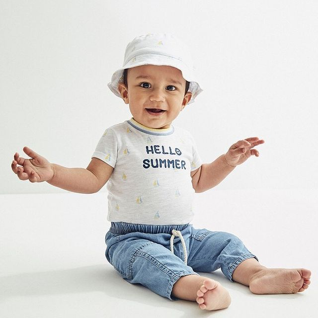 piluso para bebes cheeky bebe verano 2022