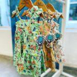 GdeB -vestidos casual para niñas verano 2022