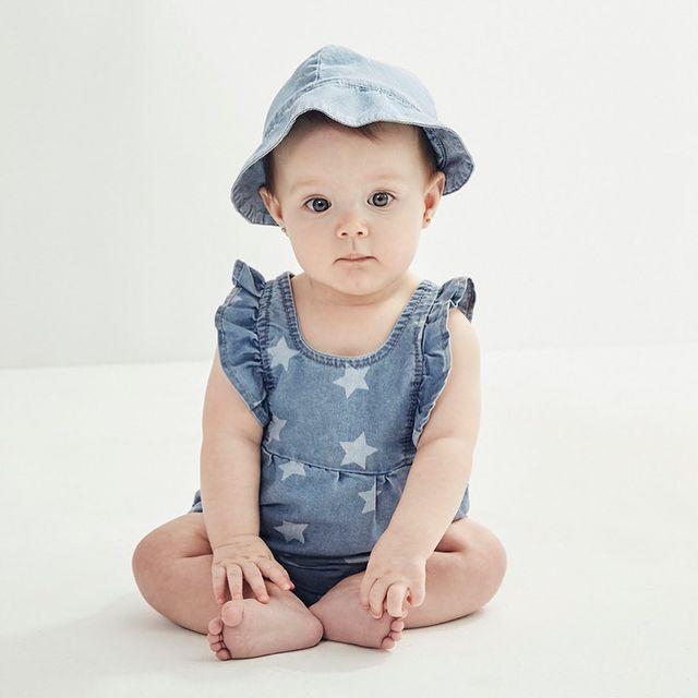 vestido beba denim cheeky bebe verano 2022