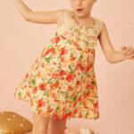 Vestidos para niñas y bebas - Little Akiabara verano 2022