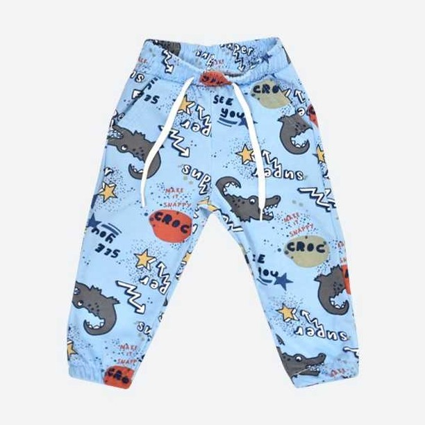 pantalon estampa rustico nino Little Manny verano 2022