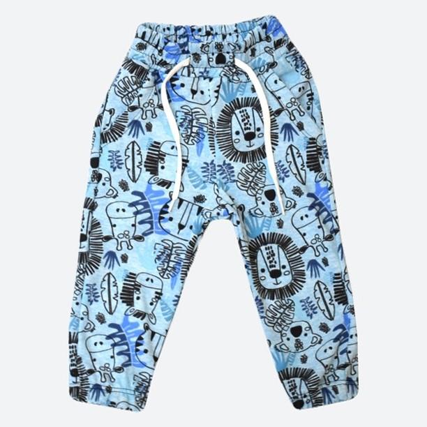 pantalones modanino rustico nino Little Manny verano 2022